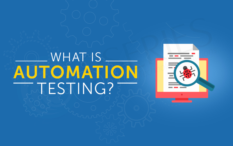 What is Automation Testing_