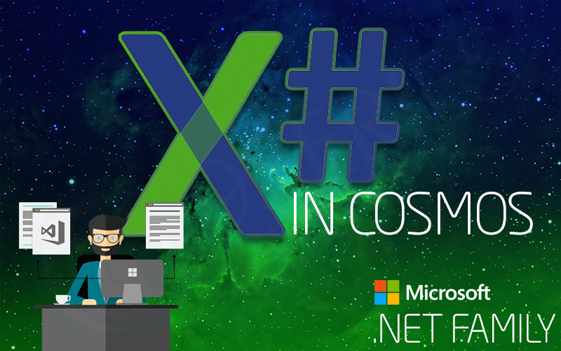 X#-IN-COSMOS