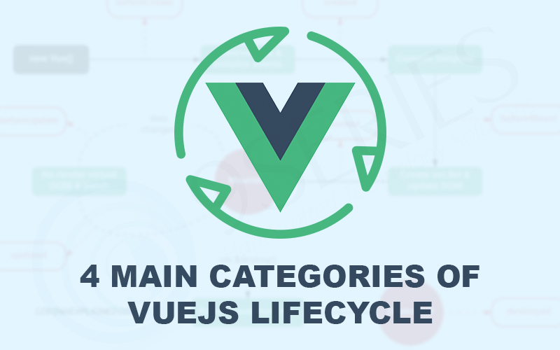 4 Main Categories of Vuejs Lifecycle