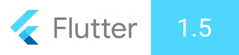 Flutter 1.5