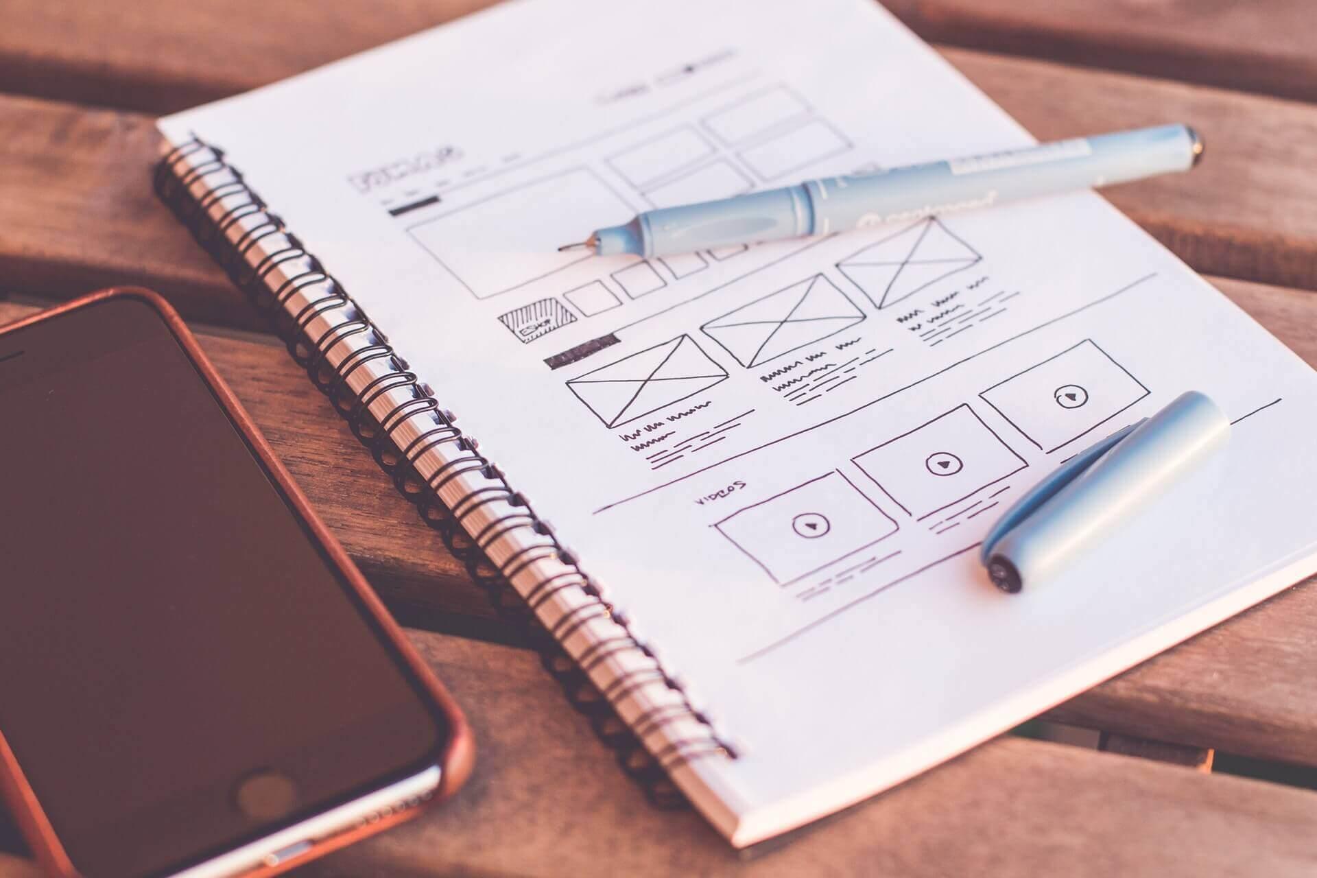 UI/UX design trends 2019