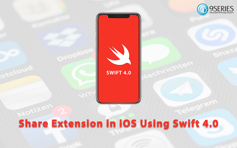 Share Extension in iOS Using Swift 4.0