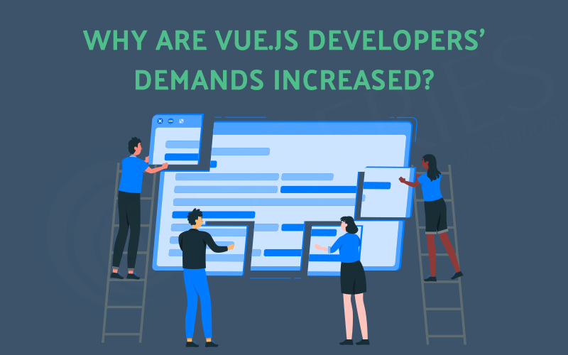Why are Vue.Js developer Demand Increased
